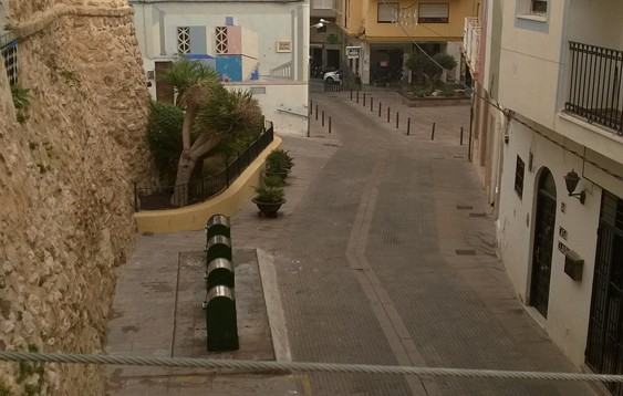 Apartamento Plaza de la Villa en Calpe (2)