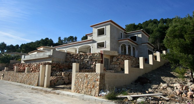 Villa Cansalades en Javea (2)