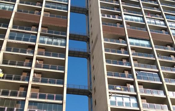 Apartamento Mirador del Mediterraneo en Benidorm (2)