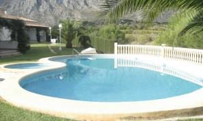 Частный дом Байе дель Сол в Бениарбейг
