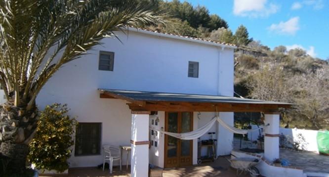 Villa Bombi en Benissa (1)