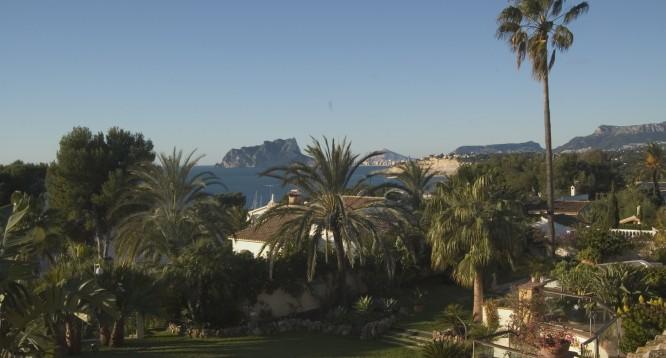 Villa Pla del Mar en Moraira  (29)