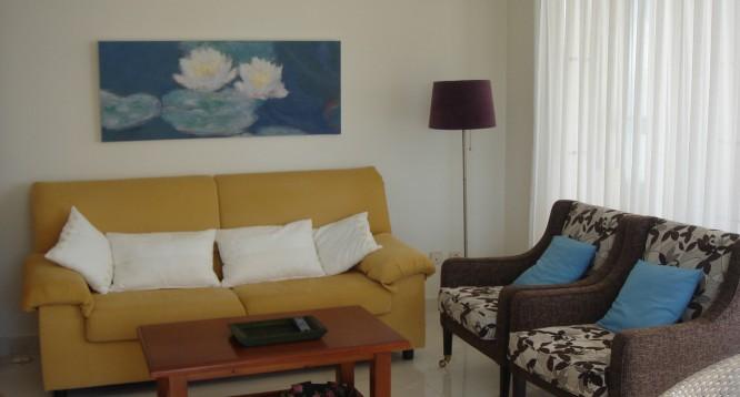 Apartamento Mesana V para alquilar en Calpe (11)