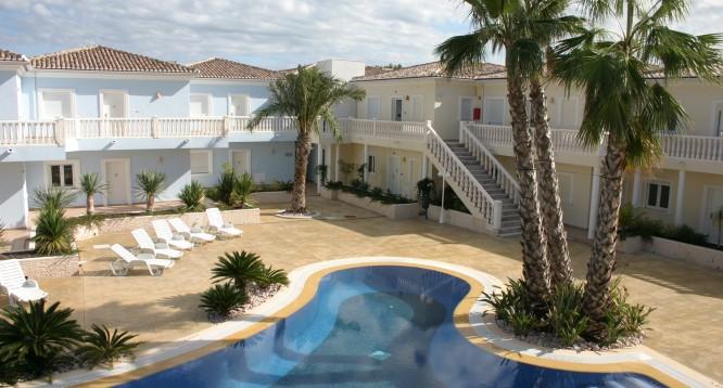 Apartamento Roser II para alquilar en Benissa (10)