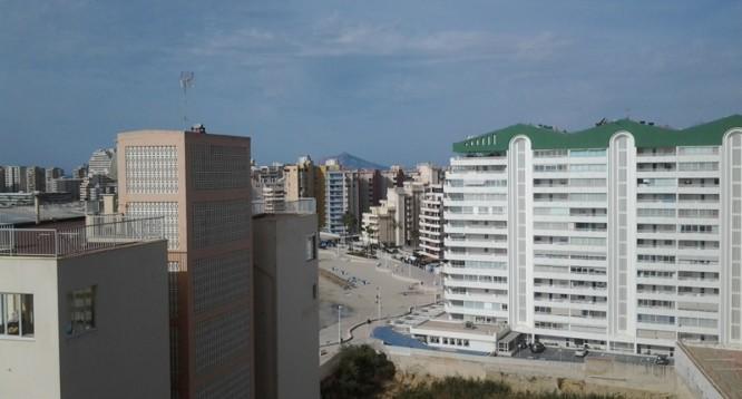 Estudio Horizonte 7 vistas al mar en Calpe (1)
