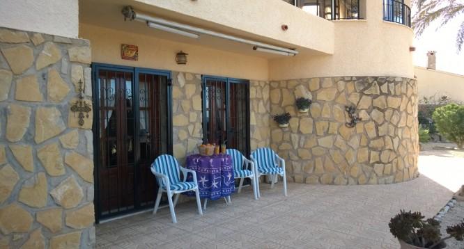 Villa Benicuco para alquilar en Calpe (32)