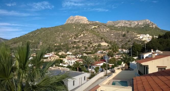 Villa Benicuco para alquilar en Calpe (4)