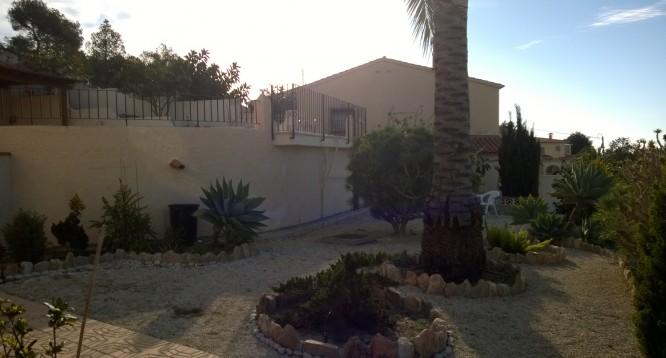 Villa Benicuco para alquilar en Calpe (42)