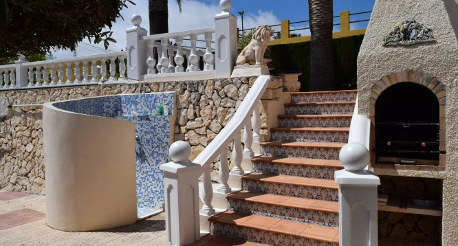 Villa Canuta de Ifach A en Calpe (37)