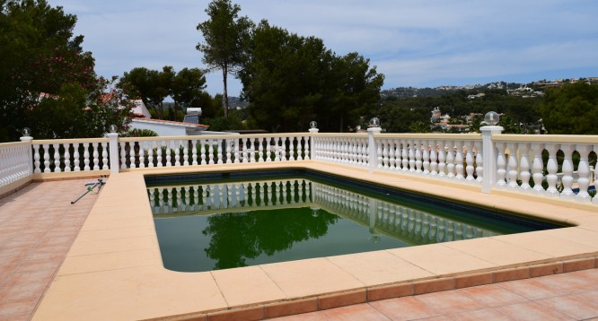 Villa Cabo Salou en Moraira (3)