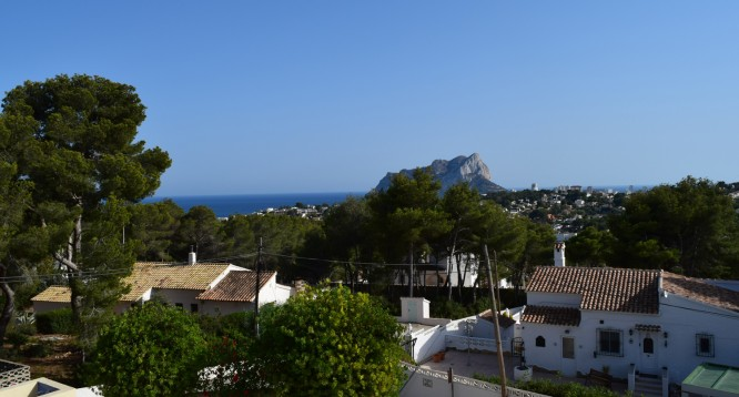 Villa La Fustera para alquilar en Benissa (31)