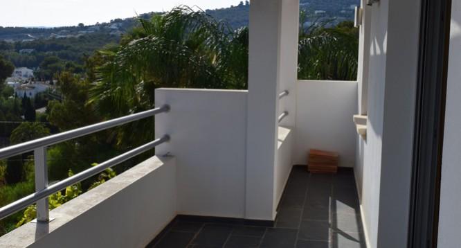 Villa La Fustera para alquilar en Benissa (33)
