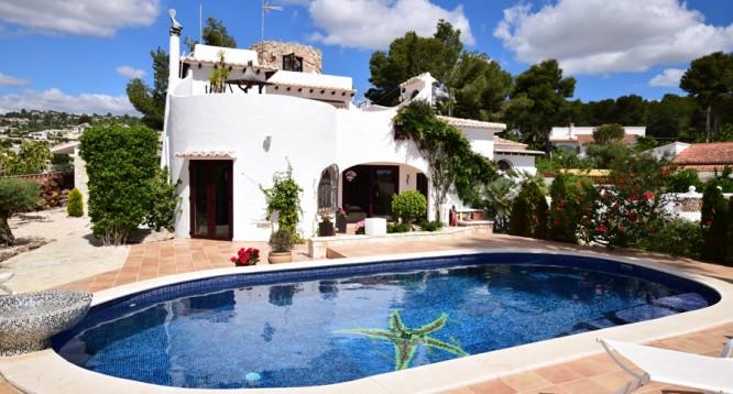 Villa Baladrar en Benissa en alquiler de temporada (1)