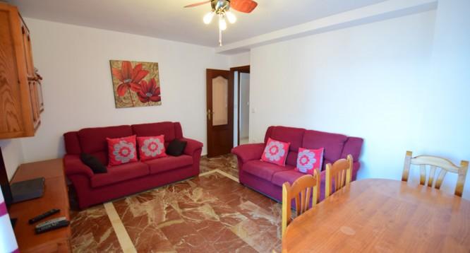Apartamento Nuevo Mejico en Calpe en alquiler de temporada (2)