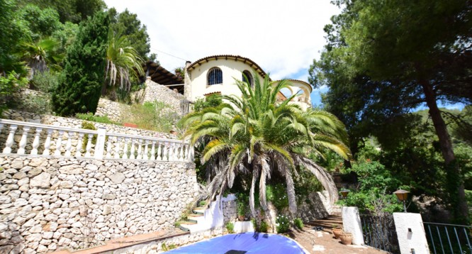 Villa La Pinsa Montemar en Benissa (1)