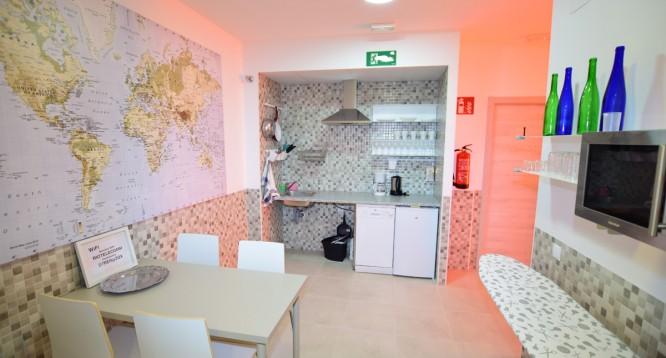 Отель Пласа Ифач в Кальпе