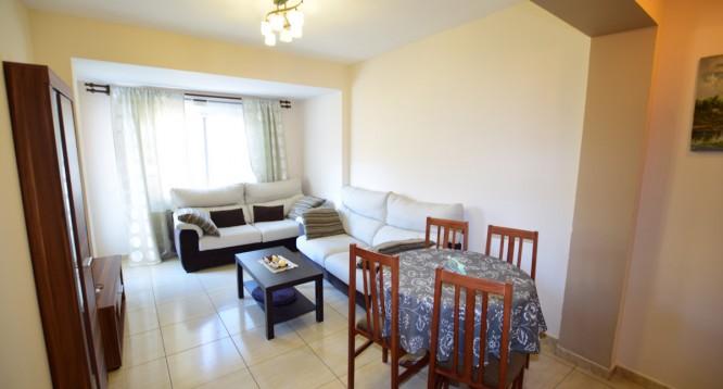 Квартира Дезире в аренду в Кальпе