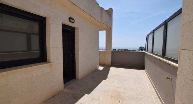 Adosado Villa Canuta en Calpe (40)