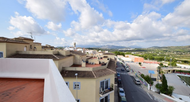 tico Ibiza H29 de 2 dormitorios en Teulada (19)