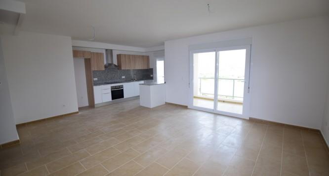 Apartamento Ibiza tipo G1 de 2 dormitorios en Teulada (1)