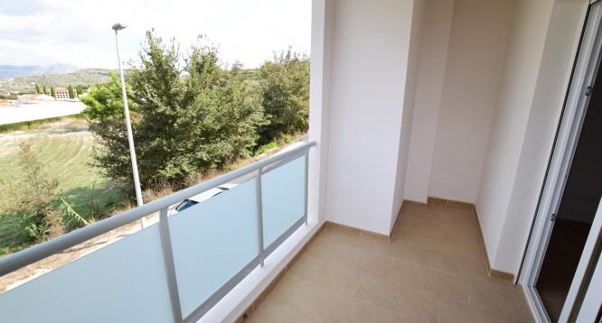 Apartamento Ibiza tipo G1 de 2 dormitorios en Teulada (4)
