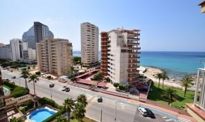Апартаменты Атлантико 8 в Кальпе для сезонной аренды