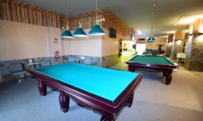 Бильярдный клуб в Кальпе