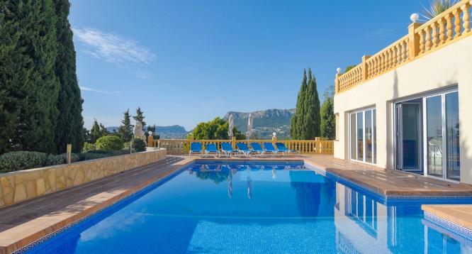 Villa Bella Vista en Calpe (39)