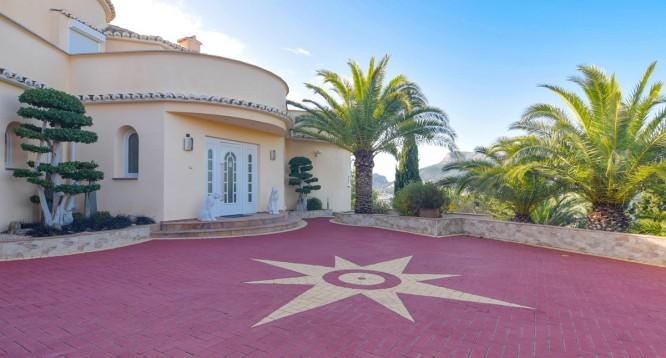 Villa Bella Vista en Calpe (44)