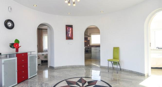 Villa Bella Vista en Calpe (60)