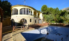 Caulla Villa in Altea