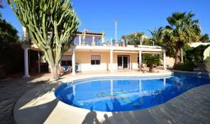 Pinarmar Bassetes villa in Calpe