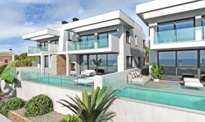 Melior Hill townhouses in Calpe