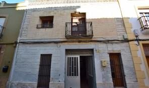 Sant Bonaventura townhouse in Teulada