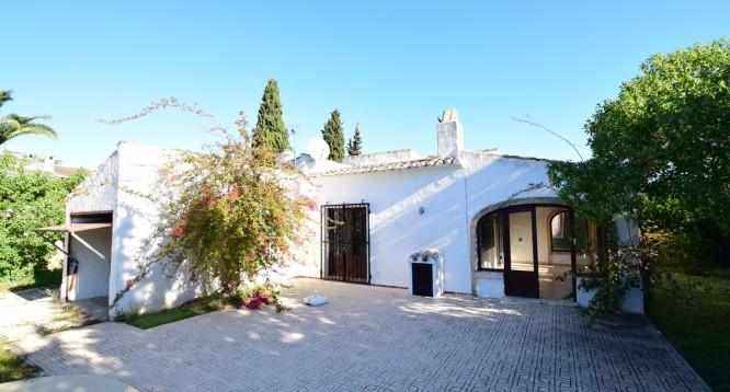 Villa Miguel Delibes en Javea (1)