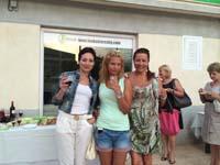Очаровательные дамы - День рождения компании Leukante Realty 2014