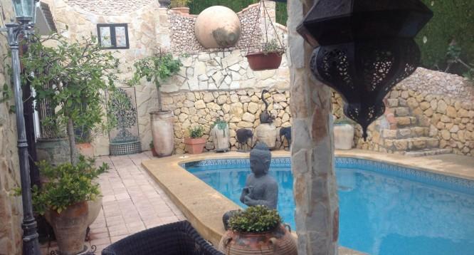 Villa La LLebre en Altea (10)