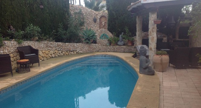 Villa La LLebre en Altea (7)