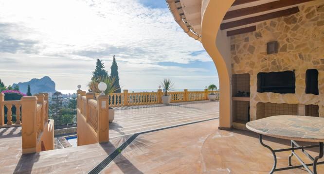 Villa Bella Vista en Calpe (47)